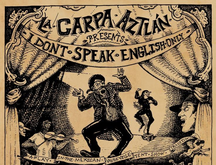 I Don't Speak English Photo